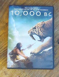 10,000 BC (DVD) Camilla Belle, Steven Strait, Marco Khan, Cliff Curtis