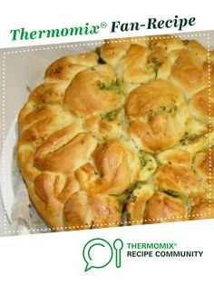 Herb and Garlic Pull Apart Bread by Thermomix in Australia. A Thermomix <sup>®</sup> recipe in the category Baking - savoury on www.recipecommunity.com.au, the Thermomix <sup>®</sup> Community.