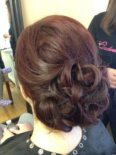 Cinderella Bridez Client Style Bridesmaids Hairstyles, Bridesmaid Hair, Cinderella, Long Hair Styles, Beauty, Bridesmaids Hairstyles Up, Long Hairstyle, Long Haircuts, Long Hair Cuts