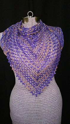 Ravelry: Silk and Pearls Lace Shawl pattern by Twitchy Design Silk and Pearls Lace Shawl is available for FREE through April 10, 2015 at midnight PST. No coupon code needed; discount applied at checkout.