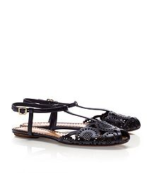 Alexa Flat Sandal  AND the Heel....can I get ONE OF EA please.