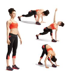 I tend not to go for Women's Health workouts, but this move was too great to not pin :)