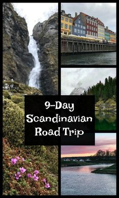 All the details you need to plan your own Scandinavian road trip with a complete Scandinavian itinerary. In this trip I explored the castles and stone circles of western Sweden, fjords of Norway and farms and Copenhagen in Denmark. Europe Travel Tips, European Travel, Travel Destinations, Travel Packing, Shopping Travel, Travel Outfits, Budget Travel, Best European Road Trips, Road Trip Europe