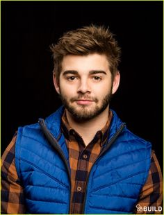 Full sized photo of Jack Griffo is Looking Extra Hot With a Beard! and jack griffo beard aol build series Check out the latest photos, news and gossip on celebrities and all the big names in pop culture, tv, movies, entertainment and more. Chris And Eva, Max Thunderman, Paris Berelc, The Thundermans, Jack Davis, Good Looking Actors, Jack G, Kira Kosarin, Lights Camera Action