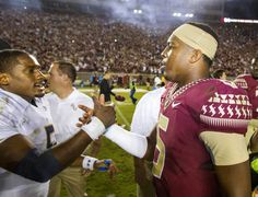 #EverettGolson Has To Get Past Two Other #QBs To Start For #Seminoles