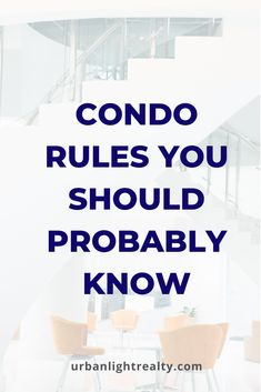 Condo rules you should probably know when buying a condo - rather you are in the process of buying a condo as first time home buyer, you are living in one or you are thinking of purchasing one for an investment. I'm sharing my tips of what to look for and what to be mindful of when searching for a condo.  Share & repin to grab my FREE home buying plan to get you started.  #condominiums #condotoronto #torontorealestate #condorules #firsttimehomebuyer #homeowners #homeownership