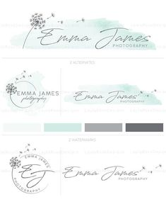alpha on Behance – logo, logo design, logotype, lo… Business Logo Design, Business Card Logo, Brand Identity Design, Branding Design, Branding Kit, Corporate Branding, Watercolor Logo, Boutique Logo, Custom Logo Design