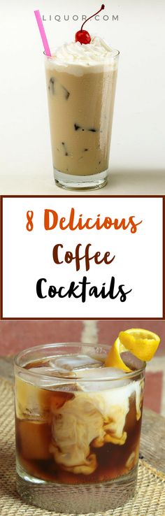 We all love #coffee and #cocktails, isn't it time we combined them?