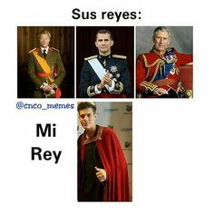 Read Mi Rey from the story CNCO MEMES© by Annstylxs (❝Danger❞) with reads. Memes Cnco, Pretty Boys, Birthday Party Themes, Panda, Amy, Spain, Wallpapers, Twitter, Quotes