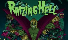 Horrorpunk Review: Raizing Hell - Monsters Prefer Blondes