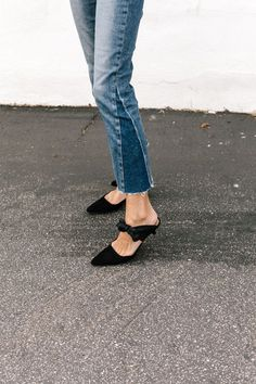 Currently coveting the Coco Pumps by The Row