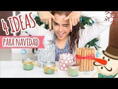4 IDEAS PARA REGALAR EN NAVIDAD ♥ - Yuya - YouTube