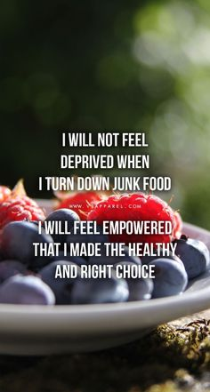 What are you choosing today ?? Giving in to junk food or empowering yourself to eat healthy ?? Junk food may satisfy your craving but deciding to make healthy choices empowers you on making the right choice!! If you need help with making better choices - looking to lose a few pounds and needing to work on that muffin top then get started with our FREE End of Summer 10 Day Meltdown >> www.facebook.com/... Are you ready to make better choices today ??