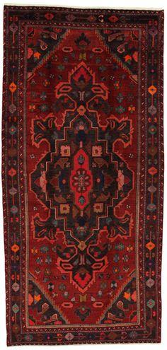 Tuyserkan - Hamadan Persian Carpet 306x143