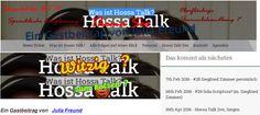 bibeltagebuch: Hossa-Talk-Witzig?  Hossa-Talk-zum kotzen? Macht K...
