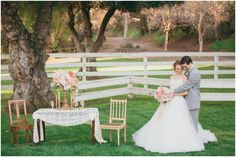 Brookside Equestrian Center Rustic Wedding Styled Shoot | Orange County Wedding Photography | Valentina Glidden Photography