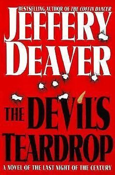 The Devil's Teardrop : A Novel of the Last Night of the Century HARDCOVER