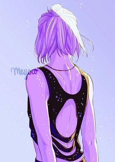 Yuri on Ice / Yuri Plisetsky / Welcome To The Madness / #yoi