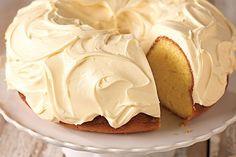 Luscious Lemon Pound Cake