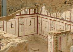 Ephesus Terrace House Frescoes.