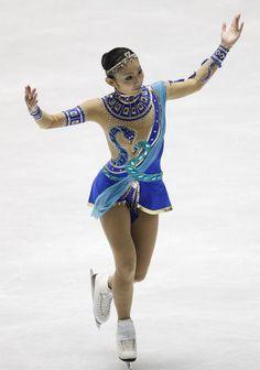 Miki Ando (Photo by Junko Kimura/Getty Images)