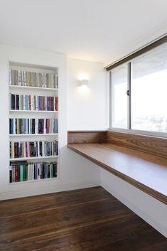 study nook  Residential | rudolfsson alliker associates architects