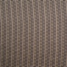 Italian 'Turkish Coffee' Brown Geometric Silk Charmeuse Fabric by the Yard | Mood Fabrics