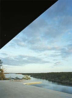 Villa Överby, Värmdö, 2007 http://bit.ly/zRbjbg #archilovers #architecture #swimmingpool
