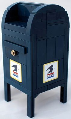 Mailbox by bruceywan, via Flickr