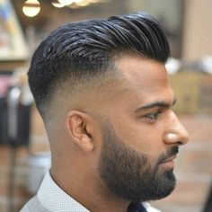 There is 46 Best Pompadour Haircuts Hairstyles for Men today in our boards. 46 Best Pompadour Haircuts Hairstyles for Men maybe will be your best pin ideas for today. Popular Mens Hairstyles, Cool Hairstyles For Men, Classic Hairstyles, Haircuts For Men, Mens Hairstyles Pompadour, Pompadour Men, Hairstyles Haircuts, Comb Over Fade Haircut, Hair And Beard Styles