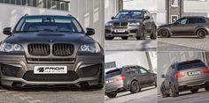 All Cars NZ: 2014 BMW X5 E70 by Prior Design