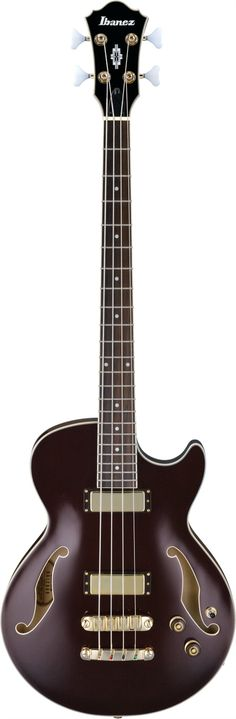 "Ibanez AGB200 Bass: The Artcore #Bass series was designed for players that are used to solid body basses but want the acoustic tone of a hollow body. The 30"" scale neck increases playing comfort and the acoustic body widens the palette of sounds at your disposal. http://ozmusicreviews.com/music-promotions-and-discounts"