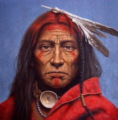 Native American Indians - everyone born in America is a Native American, so I like say American Indians