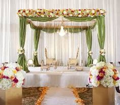 Image result for kerala wedding mandap