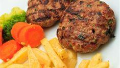 Τα πιο ζουμερά μπιφτέκια στην εφημερίδα TaNea.gr Food Network Recipes, Real Food Recipes, The Kitchen Food Network, Tandoori Chicken, Salmon Burgers, Ethnic Recipes, Healthy Food Recipes
