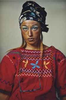 Cindy Sherman Portrait realized $137K at Christies's First Open Auction 3/6/14. Follow #CindySherman Photography on Pinterest curated by Joseph K. Levene Fine Art, Ltd. http://pinterest.com/JKLFA/Cindy-Sherman-Photography