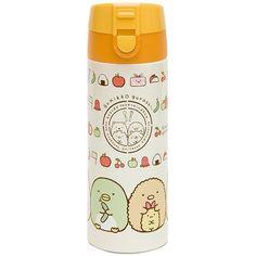 Sumikkogurashi Thermo bottle from Japan 350ml 1