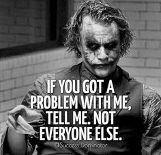 33 Joker Quotes to fill you with Craziness. Heath Ledger Joker Quotes, Best Joker Quotes, Badass Quotes, Real Quotes, Strong Quotes, Wise Quotes, Attitude Quotes, Mood Quotes, Quotes To Live By