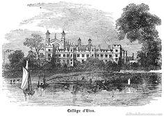 Eton College, Windsor, Berkshire, west of London.