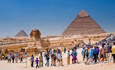 Pyramids of Giza, Egypt Holidays / http://www.shaspo.com/egypt-holidays-and-tour-packages