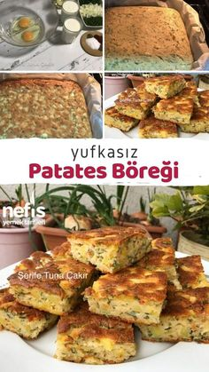 Yufkasız Patates Böreği (Videolu) – Nefis Yemek Tarifleri How to Make Pastry Rolls (With Video) Recipe? Delicious Cake Recipes, Yummy Cakes, Yummy Food, How To Make Pastry, Cake Oven, Wie Macht Man, Turkish Recipes, Food Videos, Food And Drink