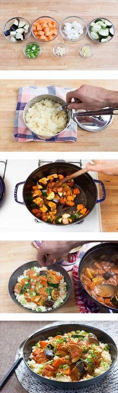 Chakalaka recipe chameleons stew and rice forumfinder Gallery