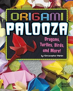 Origami Palooza: Dragons, Turtles, Birds, and More! (Origami Paperpalooza) >>> Check out the image by visiting the link.
