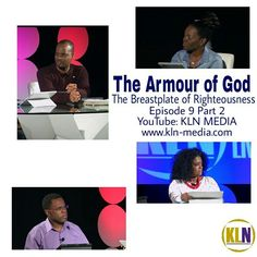 """Join the conversation!  Here is Part 2 - The Breastplate of Righteousness; in our Armour of God series.  Righteousness is not derived from our feelings.  You cannot trust feelings – the enemy uses feelings to trap us.  When you feel, declare what the word says and believe it. """"I am the RIGHTEOUSNESS OF GOD IN CHRIST JESUS"""". It is IN CHRIST that we are made righteous so doing something wrong does not disqualify your righteousness. Instead, stay in your righteous position and CORRECT THE…"""
