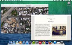 Apple OS X Mavericks 10.9 review by Endgadget 2013-10-22 (same day of launch) •wiki: http://en.wikipedia.org/wiki/OS_X_Mavericks