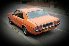 My dad's ford granada mk1 :) love his car, wish it was mine haha #mk1granada #fordgranada