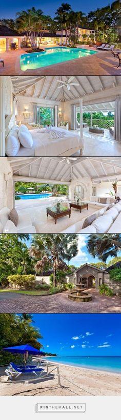 Villa Bluff House- Sandy Lane Beach - St. James, Barbados- WIMCO Villas- 6 bed 6 baths #barbados #caribbean #travel #vacation