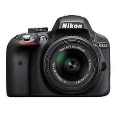 36938 photo-video Nikon D3300 Digital SLR Camera Black + NIKKOR 18-55mm f/3.5-5.6G VR II Lens  BUY IT NOW ONLY  $369.95 Nikon D3300 Digital SLR Camera Black + NIKKOR 18-55mm f/3.5-5.6G VR II Lens...