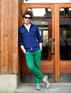 Spodnie typu chino