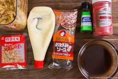 Okonomiyaki Ingredients 2 NEW